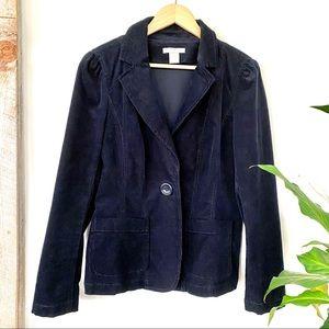 Ann Taylor cotton corduroy jacket
